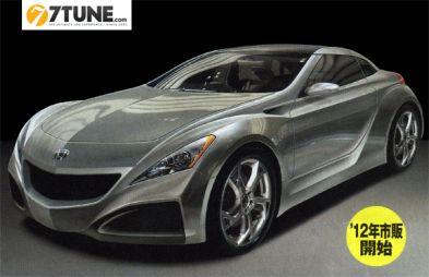Гибридная переднеприводная замена спорт-кара Honda S2000 может выйти в 2012 году