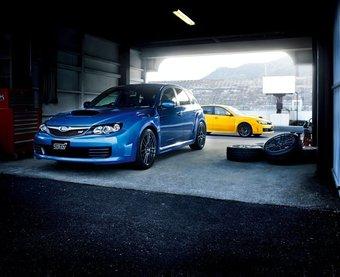 Subaru Impreza WRX STI Spec C дебютирует в Японии.