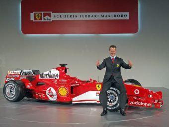 Михаэль Шумахер снова будет выступать за Ferrari в гонках Формула-1.