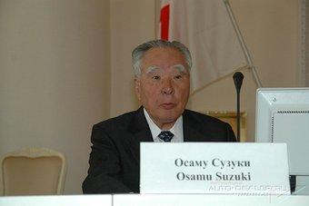 Компания Suzuki отказалась от проекта постройки автосборочного предприятия в России.