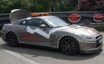 Nissan GT-R обрел новую ипостась.
