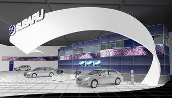 Новое поколение семейства Subaru Legacy начнут продавать в Европе в конце лета, но официальная премьера состоится лишь в сентябре.