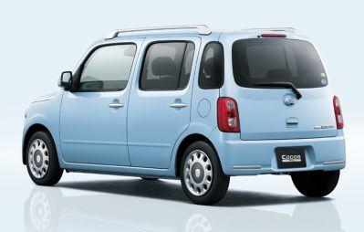 Daihatsu выпустила новую машинку — Mira Cocoa
