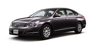 Компания Nissan добавила две новые комплектации к модельному ряду Nissan Teana.
