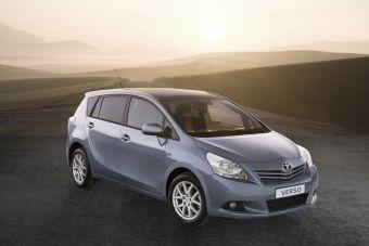 Toyota Verso с сентября будет официально продаваться в России.