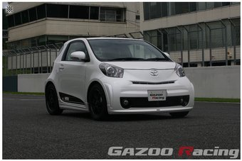 Toyota iQ Gazoo Racing Tuned by MN edition