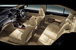 Honda представила новый интерьер для седана Inspire