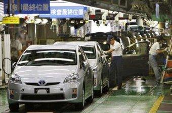 Концерн Toyota Motor продал во всем мире более 2 млн гибридных автомобилей.