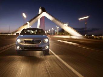 Обновленная Toyota Corolla вышла в продажу на российском рынке.