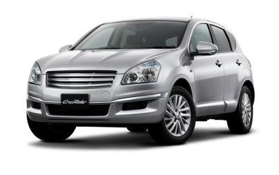 Nissan представил обновленный вариант Nissan Dualis для японского рынка