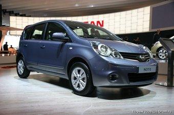 Обновленный Nissan Note, представленный в прошлом году на Парижском моторшоу, добрался до российского рынка.