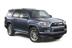 Новый Toyota 4Runner (Hilux Surf) показан за две недели до премьеры