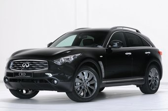 Infiniti FX от Car Research & Development