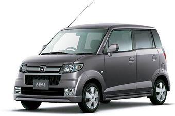 Honda Zest признана японскими владельцами самым хорошим компакт-каром.