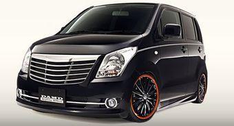 Самый популярный в Японии автомобиль получил тюнинг от ателье DAMD.