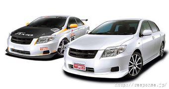 TRD провела рестайлинг спортивной версии Toyota Corolla.