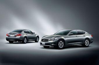 Первый серийный Nissan с фирменной гибридной силовой установкой будет представлен на шоу в Токио. Им станет седан Fuga нового поколения.