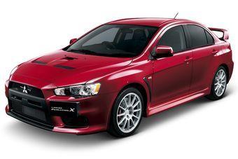 Mitsubishi Lancer Evolution X стал немного лучше.