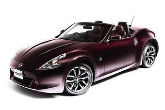 Nissan представляет в Японии новую комплектацию спорт-кара Fairlady Z.
