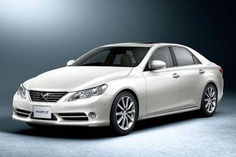 Дебют нового поколения Toyota Mark X состоялся в Японии.
