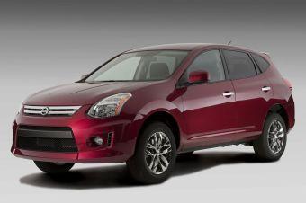 Nissan Rogue Krom Edition