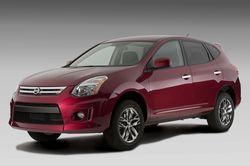 Новость о Nissan Rogue