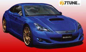 Subaru 216A. Изображение из журнала Best Car предоставлено порталом 7tune.com.