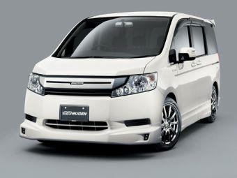 Mugen начинает в Японии продажи тюнинга для нового поколения Honda Spewgn.