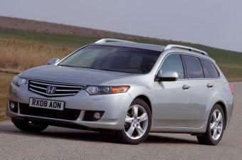 Honda Accord Tourer будет продаваться в США как Acura TSX Sport Wagon.