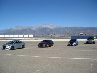 Suzuki при помощи независимых тюнеров подготовила линейку машин для SEMA-шоу.