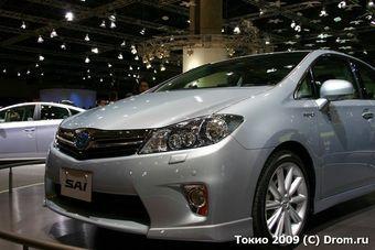 Toyota Sai оказался популярнее, чем ожидало руководство концерна Toyota.
