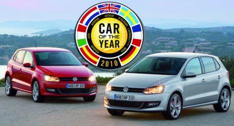 Toyota iQ не хватило всего 10 баллов до звания «Европейский автомобиль года» — VWPolo был признан лучшим