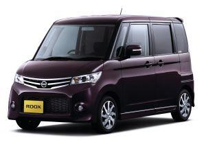 Nissan начинает продажи нового миникара Roox в Японии