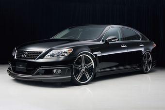 Lexus LS M/CafterExecutiveLine