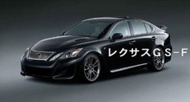 Lexus оснастит спортивный супер-седан GSF двигателемV10 от суперкара LFA