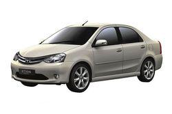 Новость о Toyota Etios
