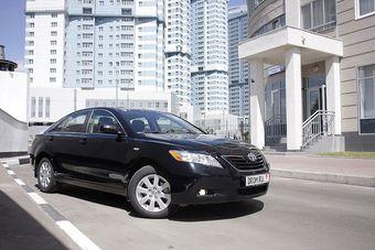Toyota Camry российской сборки стала лидером продаж бренда в 2009 году.