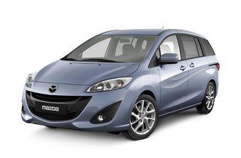 Mazda решила, что приспело время представить новое поколение Mazda5.