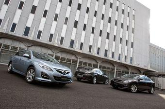 Обновленная Mazda Atenza вышла в продажу на рынке Японии.
