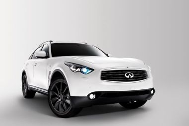 Infiniti предложит автолюбителям Западной Европы эксклюзивную версию кроссовера FX