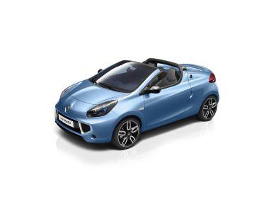Renault представила новую микро-гонку — 2-местный родстер Wind