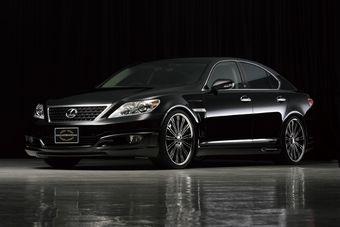 Lexus LS M/C after Executive Line