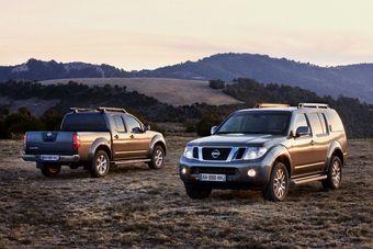 Nissan Pathfinder и Nissan Navara будут представлены в обновленном дизайне и с новыми двигателями.