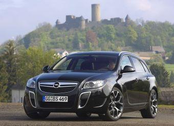 Opel Insignia OPC Sports Tourer будет официально реализовываться на российском рынке. Цены начинаются с 1,6 млн рублей.