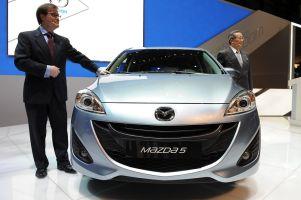 Женева 2010: Mazda представила новую «пятерку» и обновленную «шестерку» (уже продается в России!)