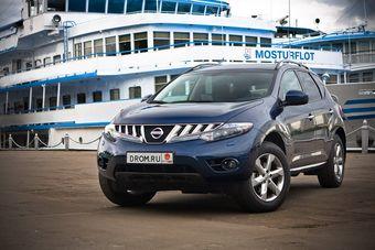 Кроссовер Nissan Murano будут собирать в России.