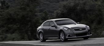 Infiniti G37 Sedan AnniversaryEdition