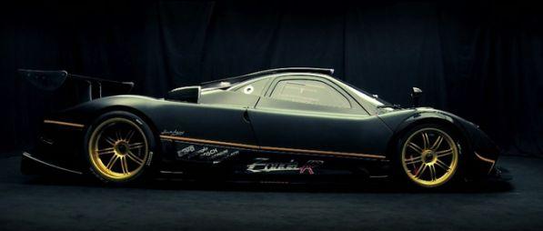 Про супер-кар Pagani Zonda R снят отличный видеоролик