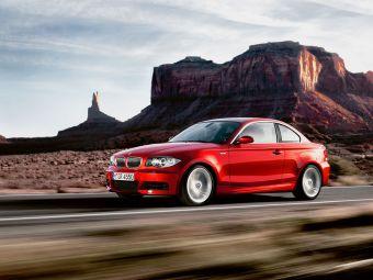 BMW 1 серии купе