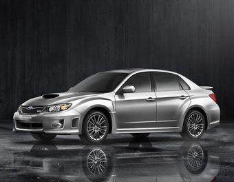 Subaru Impreza WRX 2011 WideBody
